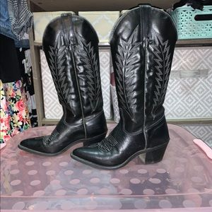 5.5 cowgirls boots